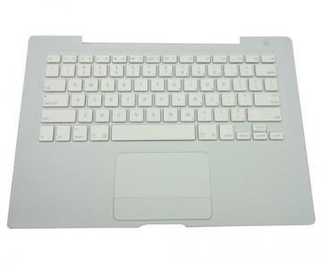 Macbook 13 A1181 keyboard with top case white/black